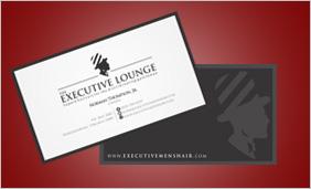 Business card designs mycroburst business card design for the executive lounge colourmoves